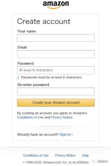 △新注册买家账号确保资料区别于已有的卖家账号,亚马逊前台怎么切换位置邮编?