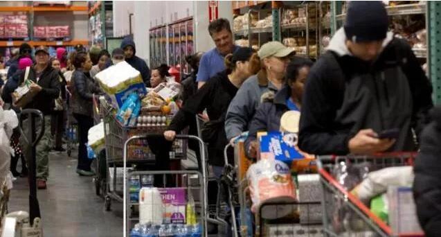 外国人购物